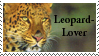 Leopard-Lover Stamp - silent33 by stamps-club