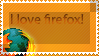 Firefox Stamp :D - palmboompie by stamps-club