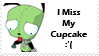 Gir Cupcake Stamp - KenxKao by stamps-club