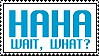 Ha Ha What Stamp - Meljoy68 by stamps-club