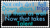 Talent - o0Cynical0o by stamps-club