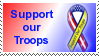 Support Our Troops-SoaringWind by stamps-club