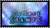 DO NOT FAVE - I Collect Stamps