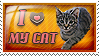 DO NOT FAVE - My Cat Stamp by stamps-club