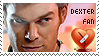 DO NOT FAVE - Dexter 1 Stamp by stamps-club