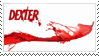 DO NOT FAVE - Dexter 3 Stamp by stamps-club