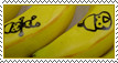 DO NOT FAV - Banana Stamp by stamps-club