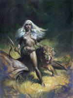 Jungle Goddess by themikehoffman