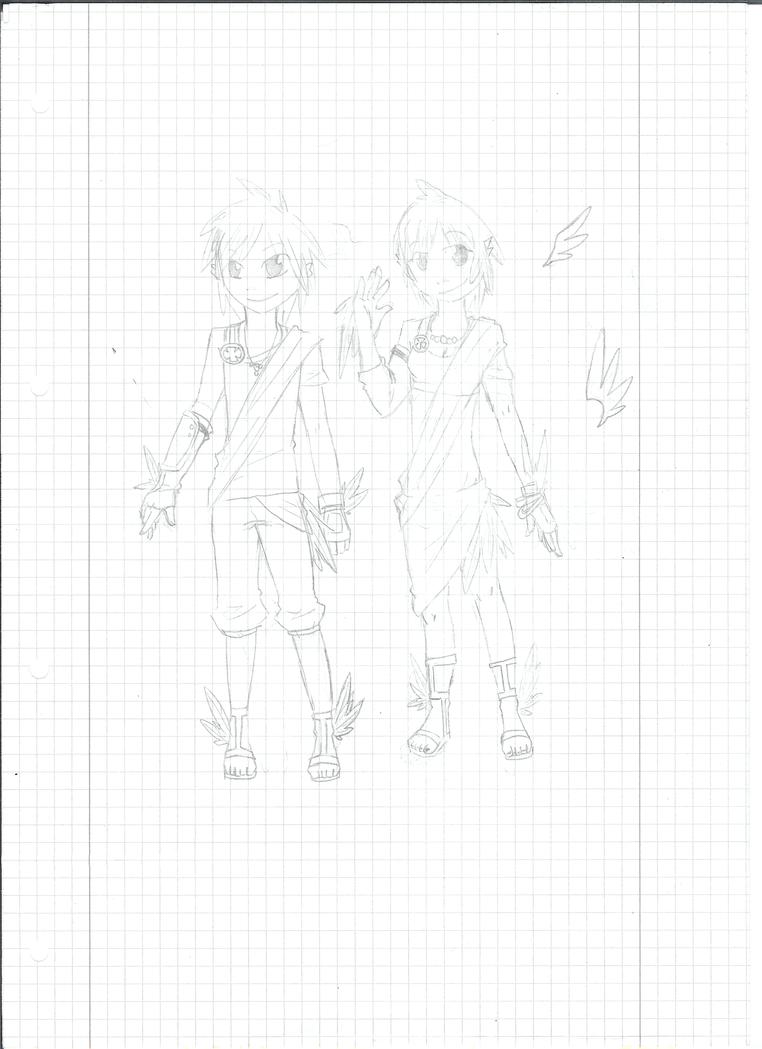 Sketch 2 by Saccharinerose
