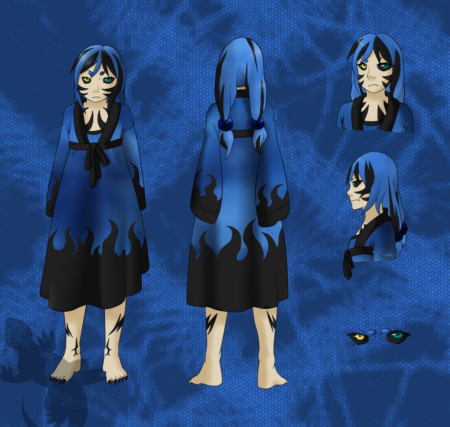 Matatabi Human Design by Saccharinerose on DeviantArt