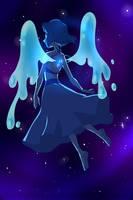 [Steven Universe]: Lapis Lazuli by Saccharinerose
