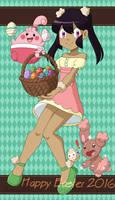 [PKMN OC] Happy Easter 2016