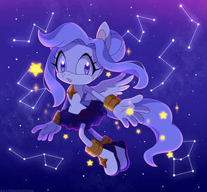 [Sonic OC] Star Princess