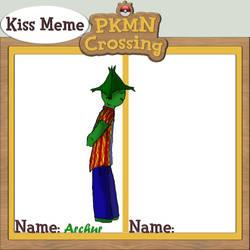 PKMC:  Cactus kisses