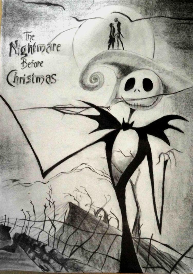 Nightmare Before Christmas Artwork The nightmare before christmas