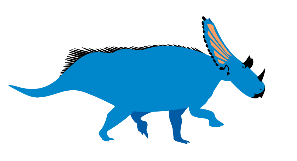 #Yutyrannus hunting #Psittacosaurus by ~cheungchungtat on ...