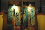 Comic -Con 2011 live art show