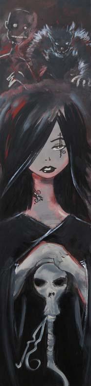 Zombie Princess 1 by Billy68