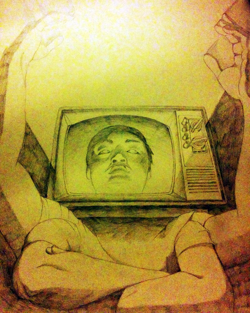 How it feels to be an artist. by EshianFulika