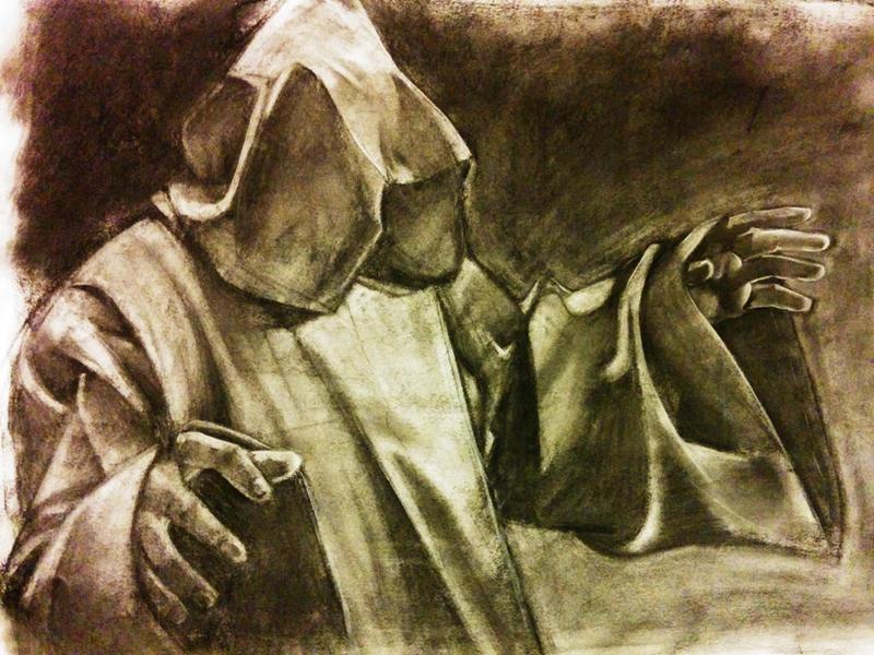 Death is a joke by EshianFulika
