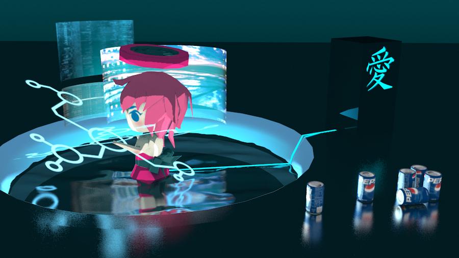 Sakura 3D Update by EshianFulika