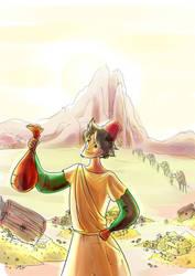 Ali Baba - book cover