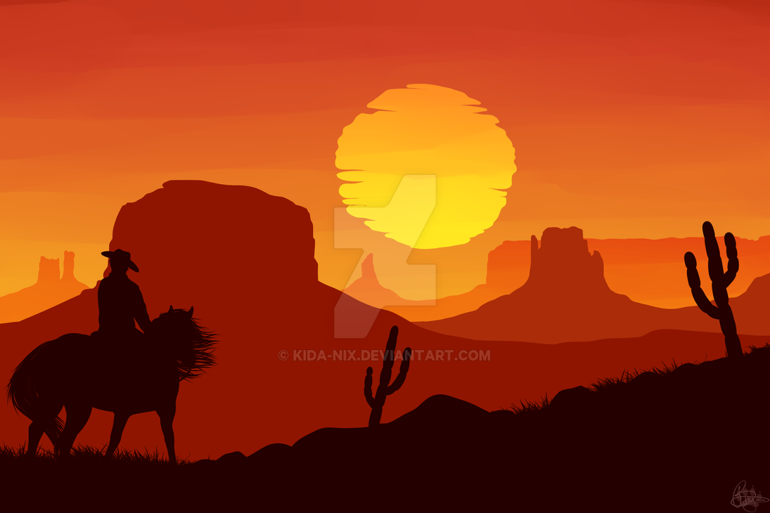 The Old West by Buddy1438