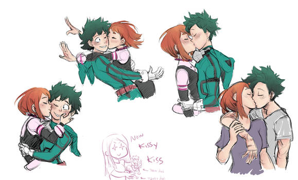 Otp doodles by Mikki05