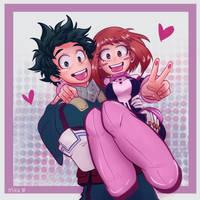 Happy belated Valentines by Mikki05