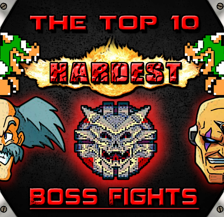 10 Fight 10: Top 10 Hardest Boss Fights By Fatsfazoul On DeviantArt