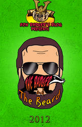 The Badger and The Beard Poster
