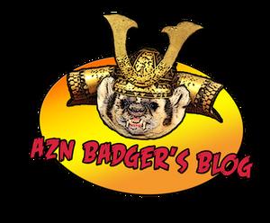 Azn Badger's Blog Logo