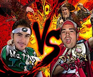 Matty Ice vs. Dirty Dave