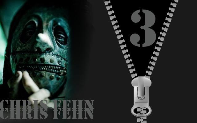 3 Chris Fehn Slipknot By Ebombzombieh