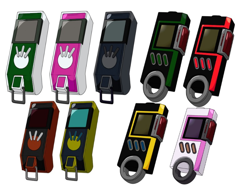 Digimon Digivice Ocs Digivices For Digimon