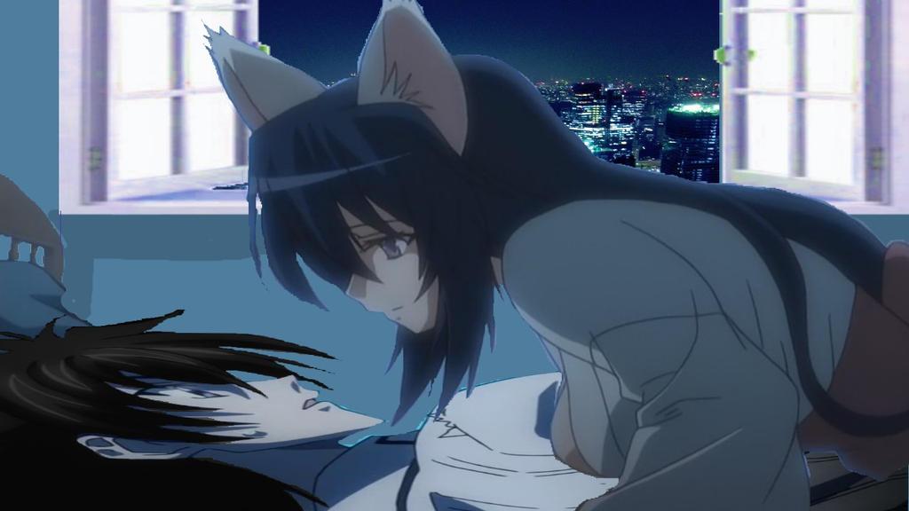Himari, the Cat Ayakashi by Gojimon452 - 66.5KB