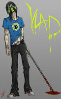Commission: Vlad by KM-Rebirth