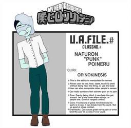 Punk UA File by SmallOofDemon
