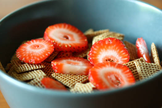 Fragaria for Flavour