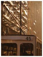 Tram 45 by miharashi