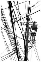 Balancing Act by miharashi