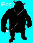 iPod of Shrek