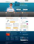 CyberDay Web design