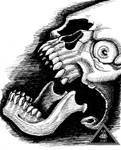 Vanishing Apparition - Ink Day 15