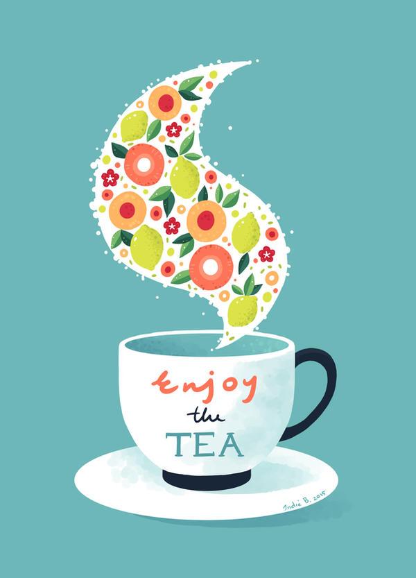 Enjoy the Tea by freeminds