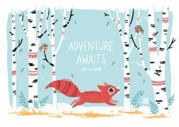 Adventure Awaits by freeminds