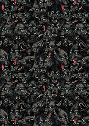 Wolf Pack Pattern
