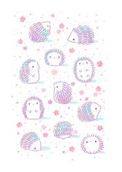 Spring Hedgehogs
