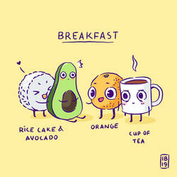 Breakfast by freeminds