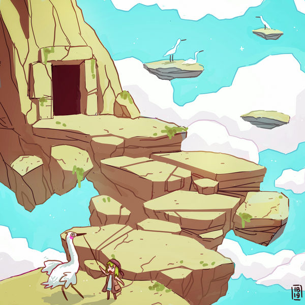 Sky cave by freeminds